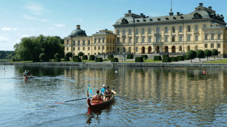 Drottningholm Palace Boat Tour