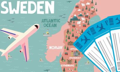 Sweden Summer Holiday