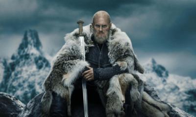 Alexander Ludwig as Björn Ironside in the Vikings