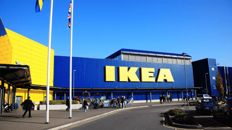 Sweden IKEA design