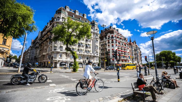 Stockholm Bike Travels
