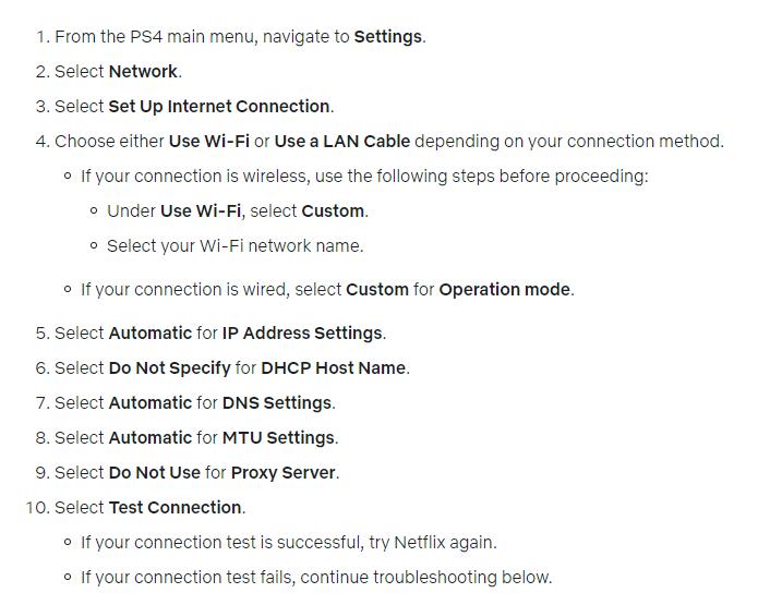 How To Fix Netflix Error Code ui-800-3