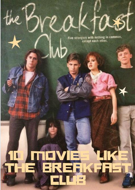 Movies Like The Breakfast Club