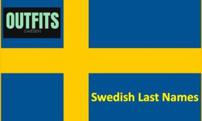 Swedish Last Names