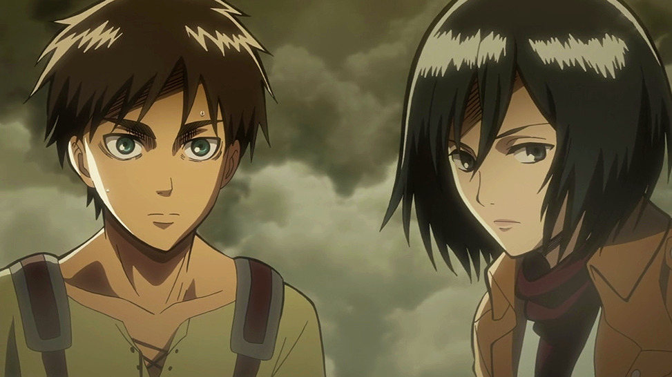 Are Levi and Mikasa related