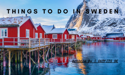 Things to do in Sweden