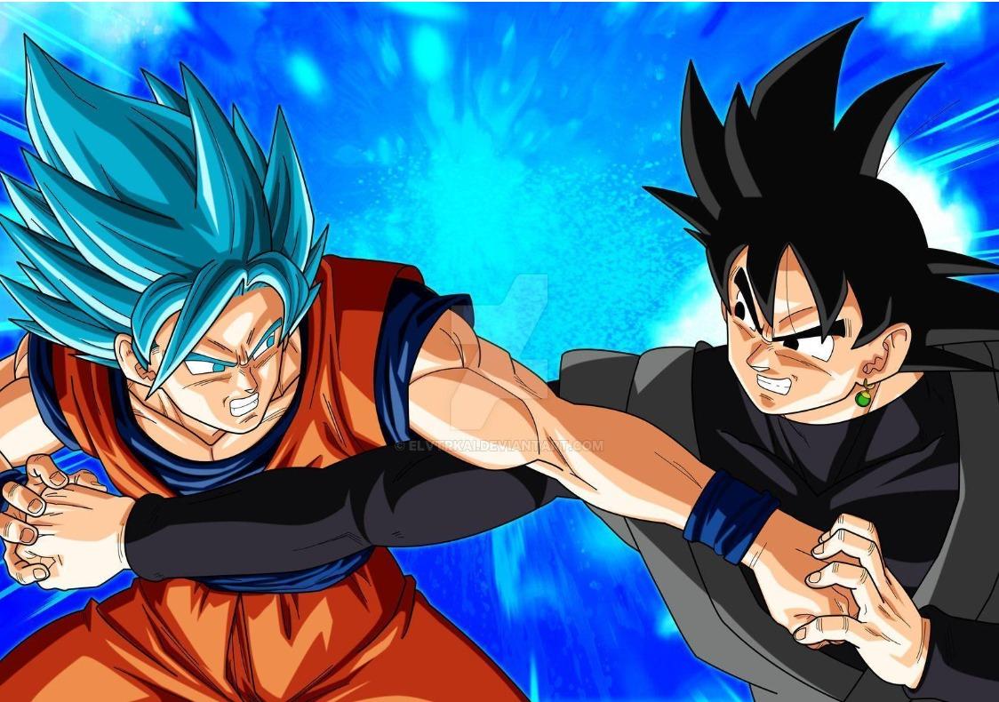Goku Dies
