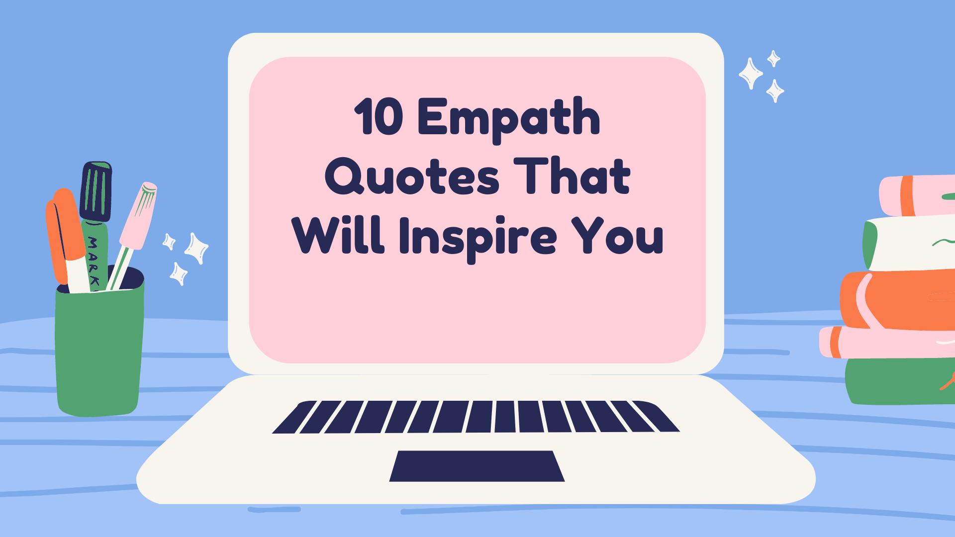 Empath Quotes