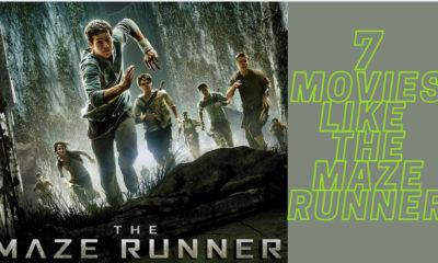 movies like maze runner