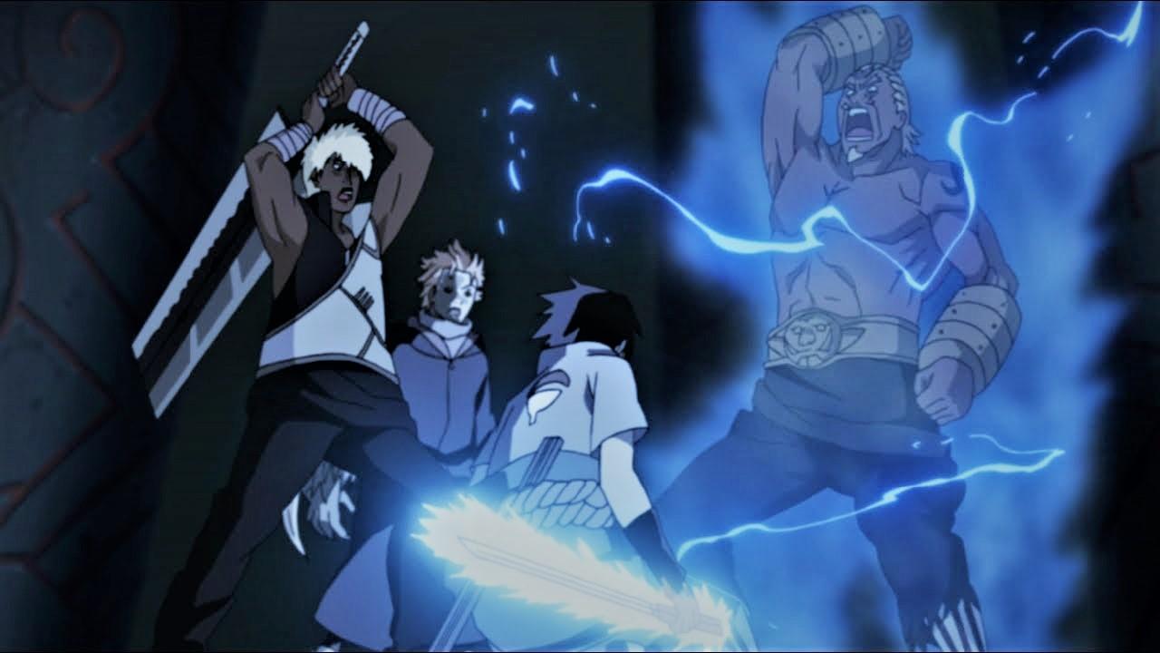 Best Naruto Shippuden Fights
