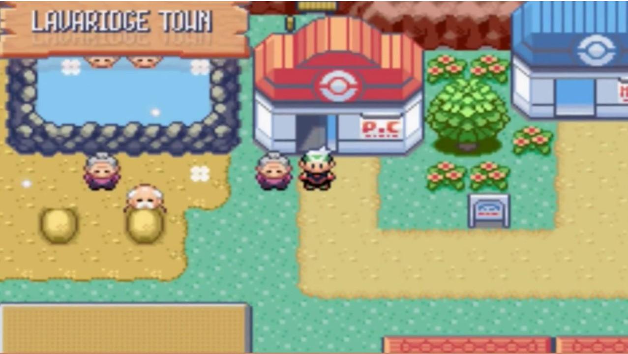 Pokemon Emerald How to Get to Lavaridge