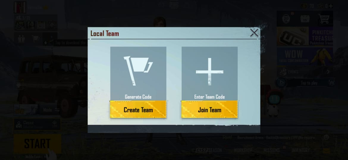How to add friends on Pubg